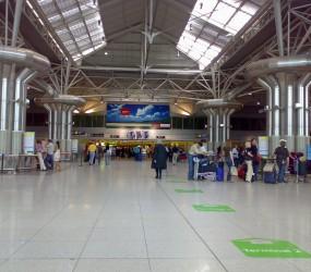 Aeroporto de Lisboa – Requalificação das Instalações Terminais