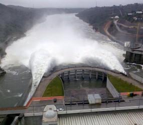 Fornecimento de Equipamentos do Reforço de Potência do Escalão da Barragem de Alqueva