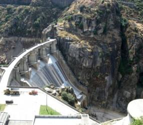 Aproveitamento Hidroeléctrico do Douro Internacional – Barragem do Picote