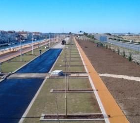 Canal e Lago Fonte Nova – Programa Polis, Aveiro
