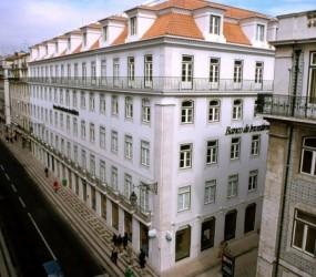 Edifício da Rua do Ouro, Lisboa