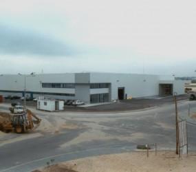 Fábrica de Pneus da Continental, em Palmela