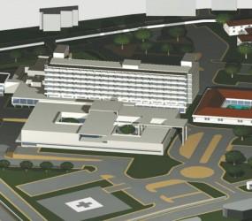 Hospital de Beja – Projeto de Reabilitação e Expansão