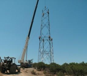 Linha 400 kV Tavira-Puebla