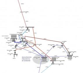 MINEA – Consórcio EGSP/ TECNOPLANO – Transporte de Energia Eléctrica da Central de Ciclo Combinado do Soyo e do Aproveitamento Hidroeléctrico de Cambambe
