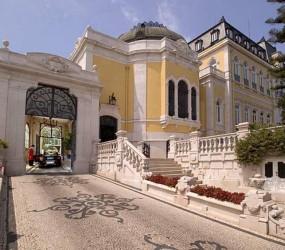 Palácio Valle Flor Lisboa
