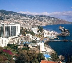 Proteção Costeira Hotel Carlton Madeira