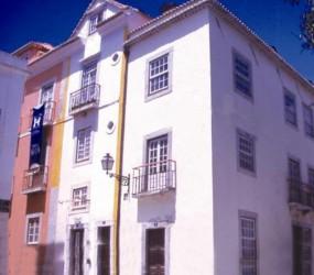 Reabilitação de Bairro do Castelo de São Jorge, Lisboa
