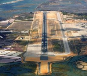 Aeroporto de Faro – Reforço de Pavimento, Sinalização e Instrumentação do Runway
