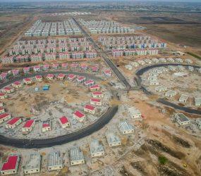 Gana – Projeto de Urbanização/ Desenvolvimento Habitacional
